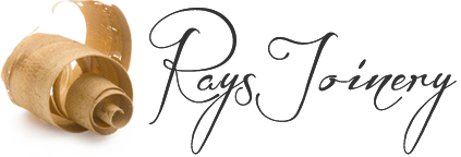 Rays Joinery Logo